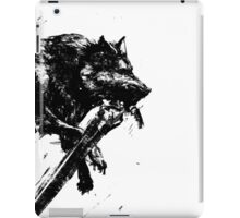 Great Wolf Sif iPad Case/Skin