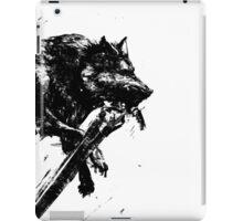 Great Wolf Sif iPad Case/Skin