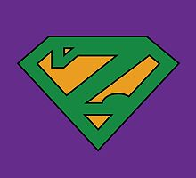 Zuperman (Secondary Colors) by THEmikemc