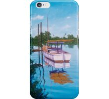 Scotty's Boat iPhone Case/Skin