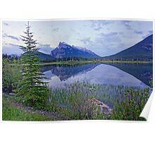 Banff Dawn Poster