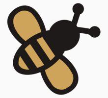 Comic bee by Designzz