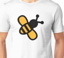 Comic bee Unisex T-Shirt