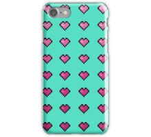 Pixel Heart Phone Case iPhone Case/Skin
