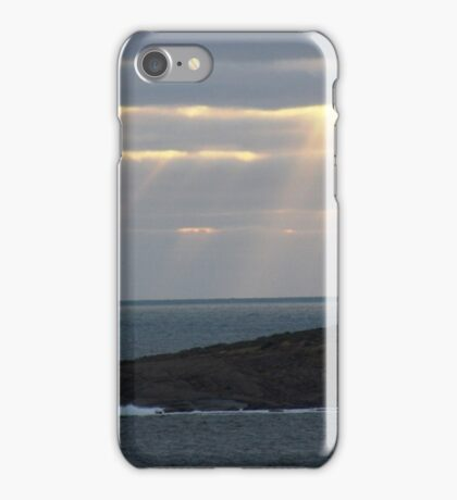 Spectacular Sunsets of South West Oz. Cape Luuewin iPhone Case/Skin