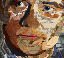 Ephemera II: John Watson Sticker