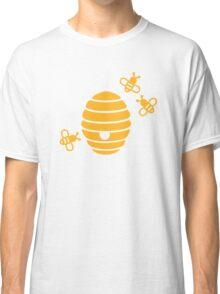 Bees honeycomb Classic T-Shirt