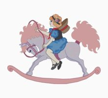 Rocking Horse Girl Kids Clothes