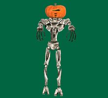Halloween Cylon: Pumpkinhead Unisex T-Shirt