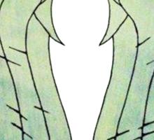 Daryl Dixon's jacket wings Sticker
