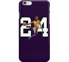"""Dunk It Like Kobe w/o text"" iPhone Case/Skin"