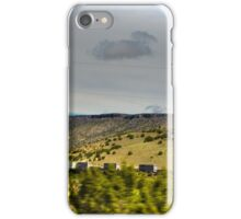 Through The Car Window iPhone Case/Skin