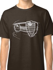 Sketched Grill Classic T-Shirt