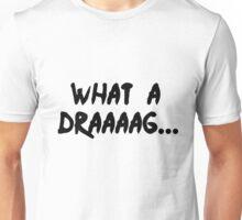 Shikamaru Naruto Shippuden What a Drag Unisex T-Shirt