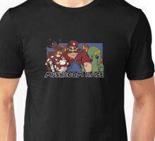 Mushroom Rage Unisex T-Shirt