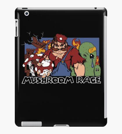 Mushroom Rage iPad Case/Skin
