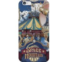 Space Mountain Graphic iPhone Case/Skin