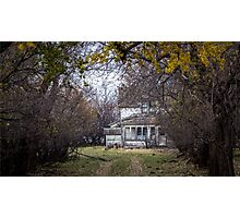 Once Upon a Dream House Photographic Print
