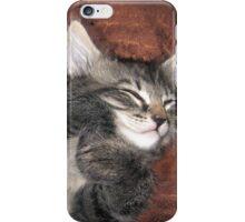 Mikino Sleeping 2 iPhone Case/Skin