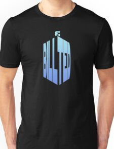 BILL AND TED - DOCTOR WHO Unisex T-Shirt