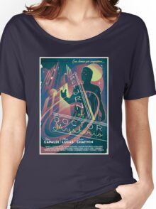 The Return of Doctor Mysterio Women's Relaxed Fit T-Shirt