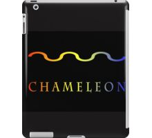 Chameleon covers and Shirts! iPad Case/Skin