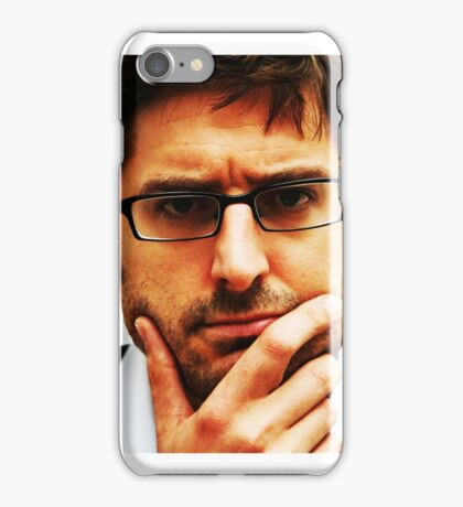 theroux iPhone Case/Skin