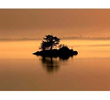 """""""And The Fog Rolls In"""" Photographic Print"""