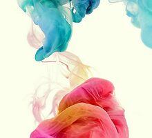 Rainbow Smoke by suniishines