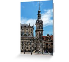 Dresden, Germany Greeting Card