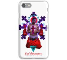 'Father' Tee by Bad Behaviour iPhone Case/Skin