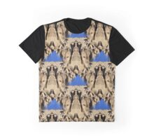 Patterns In Sand Abstract Graphic T-Shirt
