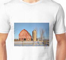 Empty Barnyard Unisex T-Shirt