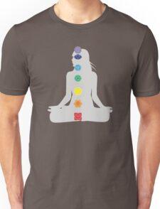 Seven Chakras & The Divine Feminine Unisex T-Shirt