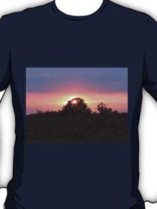 Iowa Summer Sunset T-Shirt