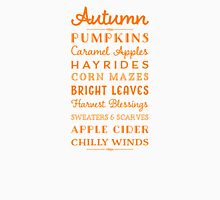 Autumn Fun Unisex T-Shirt