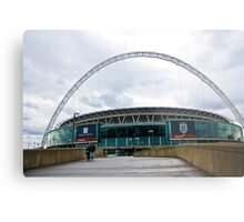 Wembley Stadium Metal Print