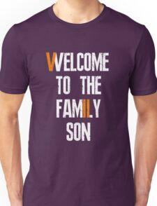 Resident Evil 7 Family (White) Unisex T-Shirt