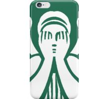 Starbucks Don't Blink iPhone Case/Skin
