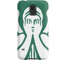 Starbucks Don't Blink Samsung Galaxy Case/Skin