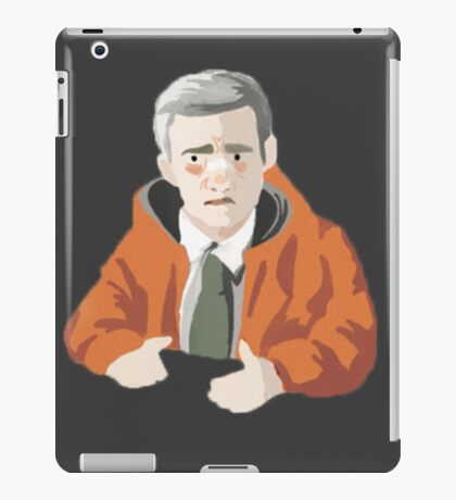 """""""He had a wife you know...and those boys."""" iPad Case/Skin"""
