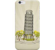 Pisa iPhone Case/Skin