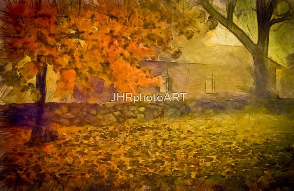 Autumn At The Farm by JHRphotoART