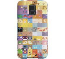 All 150 Catchable Pokemon Wallpapers Samsung Galaxy Case/Skin