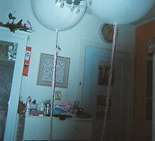pale blue room by kittyholocaust