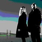 The Bridge: Saga and Martin by JohnYoung