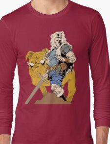 Adventurous Timing ~ Colored Heroes Long Sleeve T-Shirt