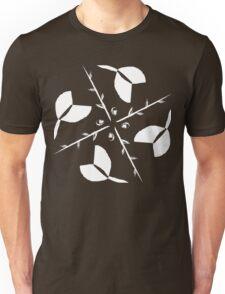 Tulips & Twigs (INVERT) (AUBURN) Unisex T-Shirt