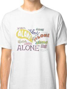 Squidward's Alone Classic T-Shirt