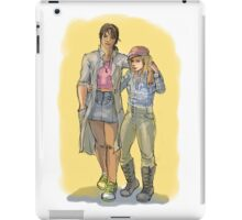 Girlfriends iPad Case/Skin